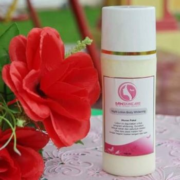 Body Lotion Night Drw Skincare