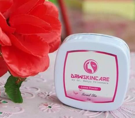 Bedak tabur Drw Skincare