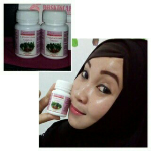 Kapsul Glutation Drw Skincare