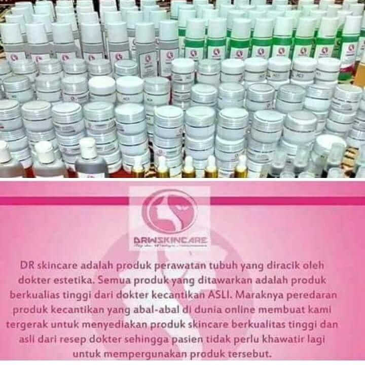 Testimoni produk Drw Skincare