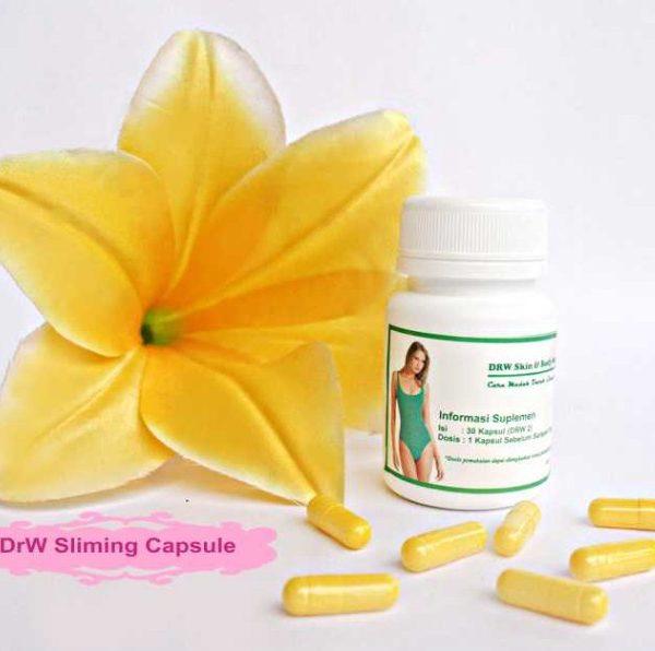 Obat Pelangsing Drw Skincare