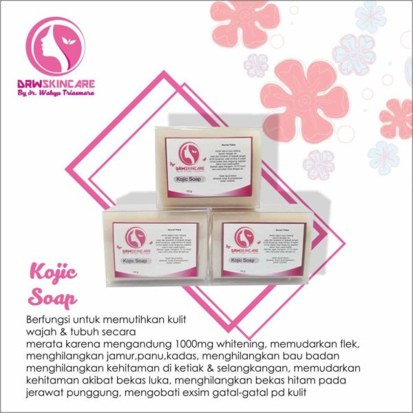 Sabun Kojic Drw Skincare